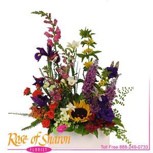 Carmel Garden Bouquet