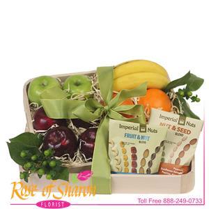Health Nut Tray