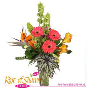 Riley Vase Arrangement