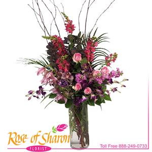 Grace Vase Arrangement