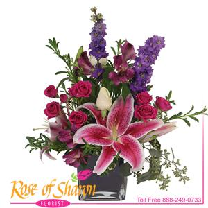 Image of 2867 Max Arrangement from Rose of Sharon Florist