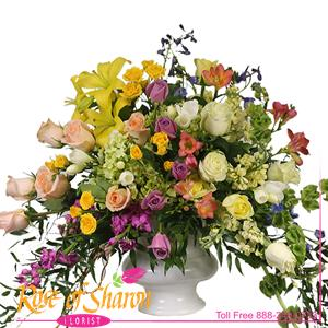 Adeline Urn Arrangement