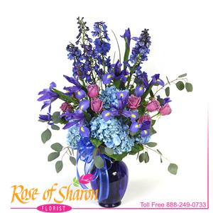 Sini Vase Arrangement