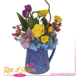 Image of 2889 Lillian  from Rose of Sharon Florist