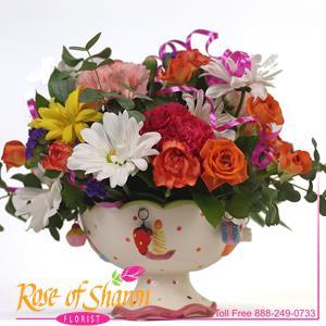 Birdie Celebration Bouquet